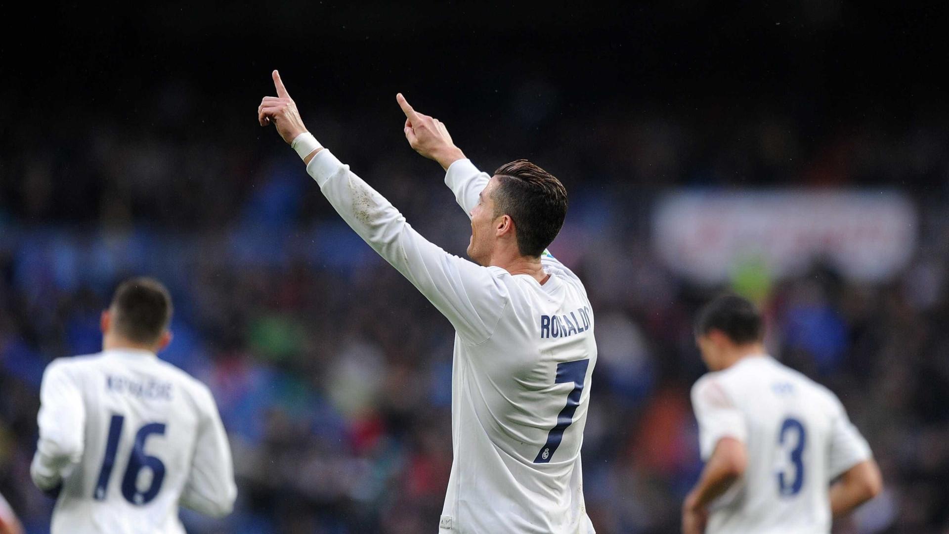 Cristiano Ronaldo falha Taça do Rei... por causa do Barcelona