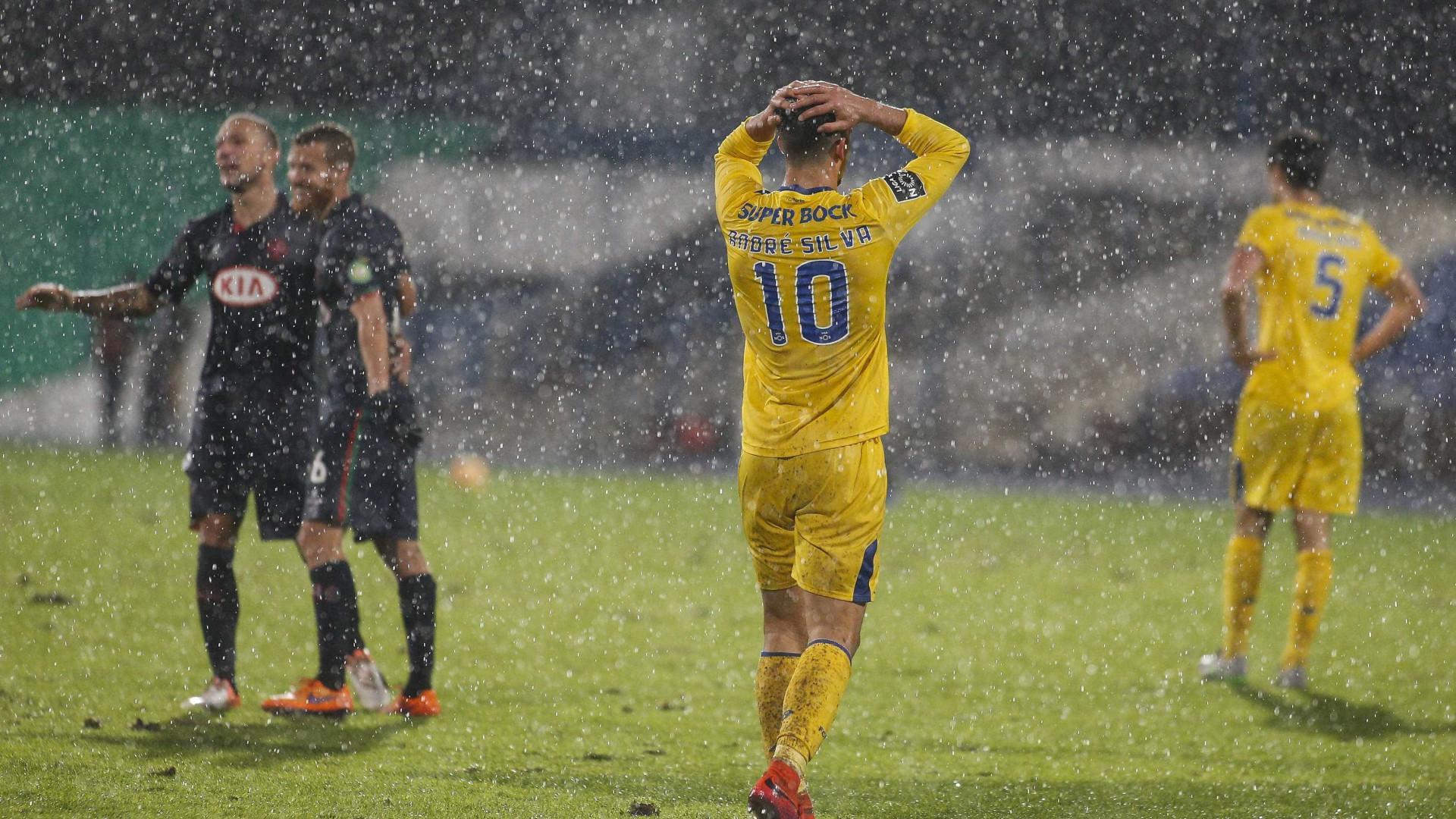 """""""O FC Porto não empatou no Restelo por mérito exclusivo do Belenenses"""""""