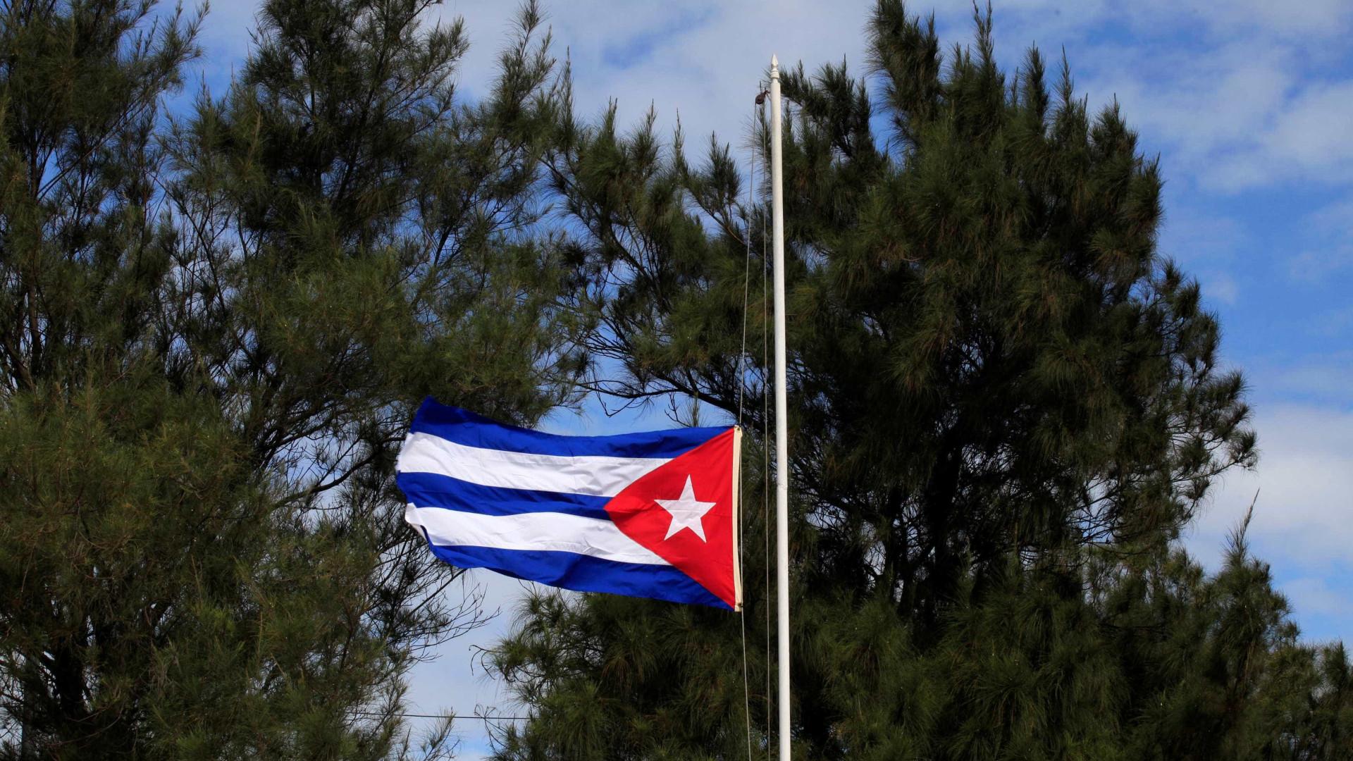 """Pessoal da embaixada dos EUA em Cuba """"não deve regressar a Havana"""""""