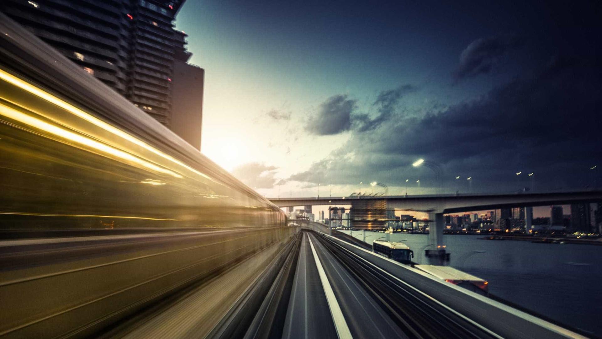China investe 34 mil milhões em ferrovias para criar 'mega metrópole'