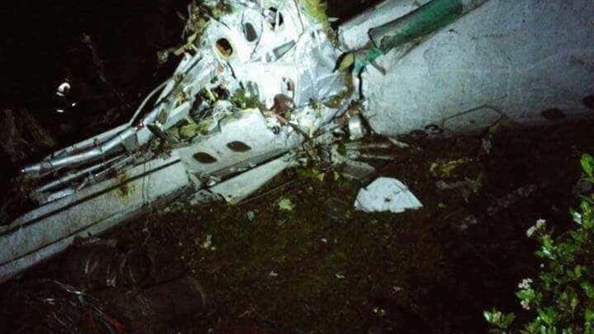 Seis sobreviventes na queda do avião que transportava equipa brasileira