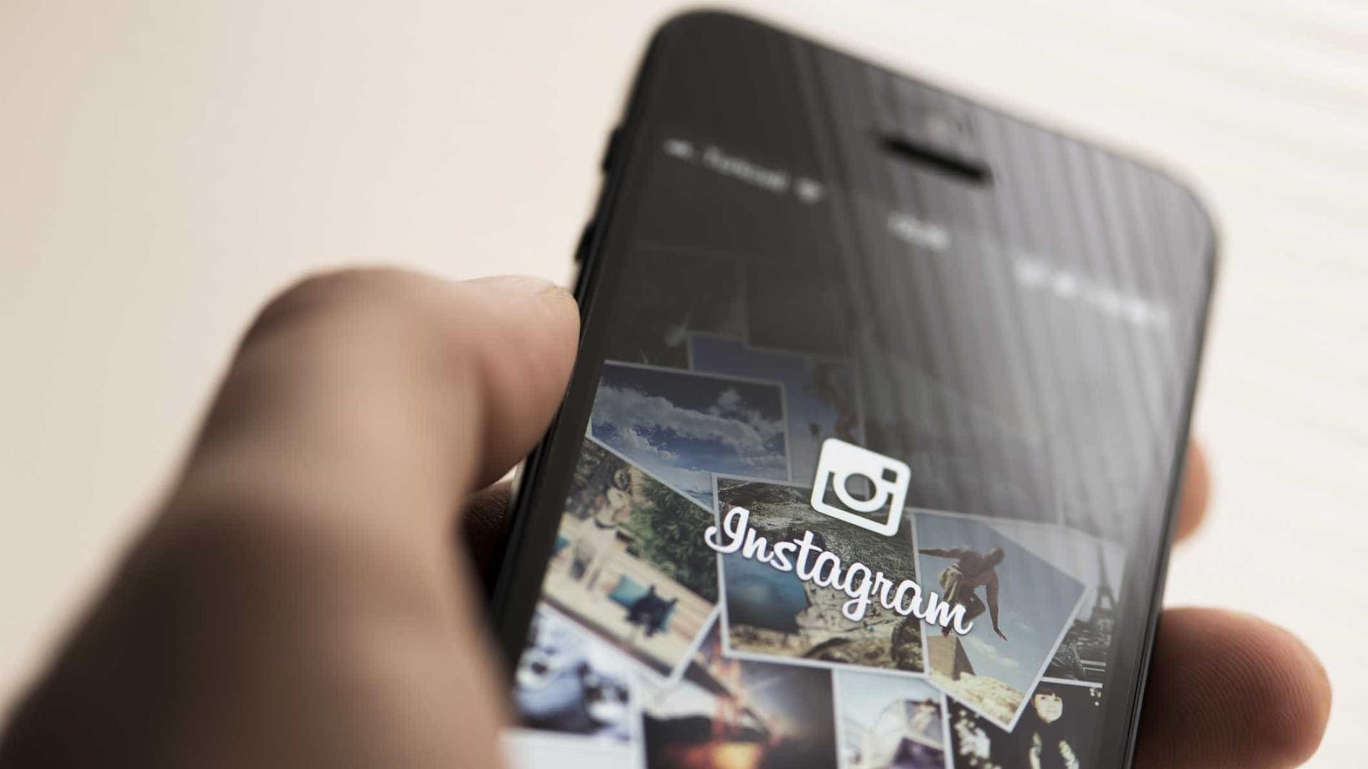 Agora, Instagram avisa quando é feita captura de ecrã a fotos