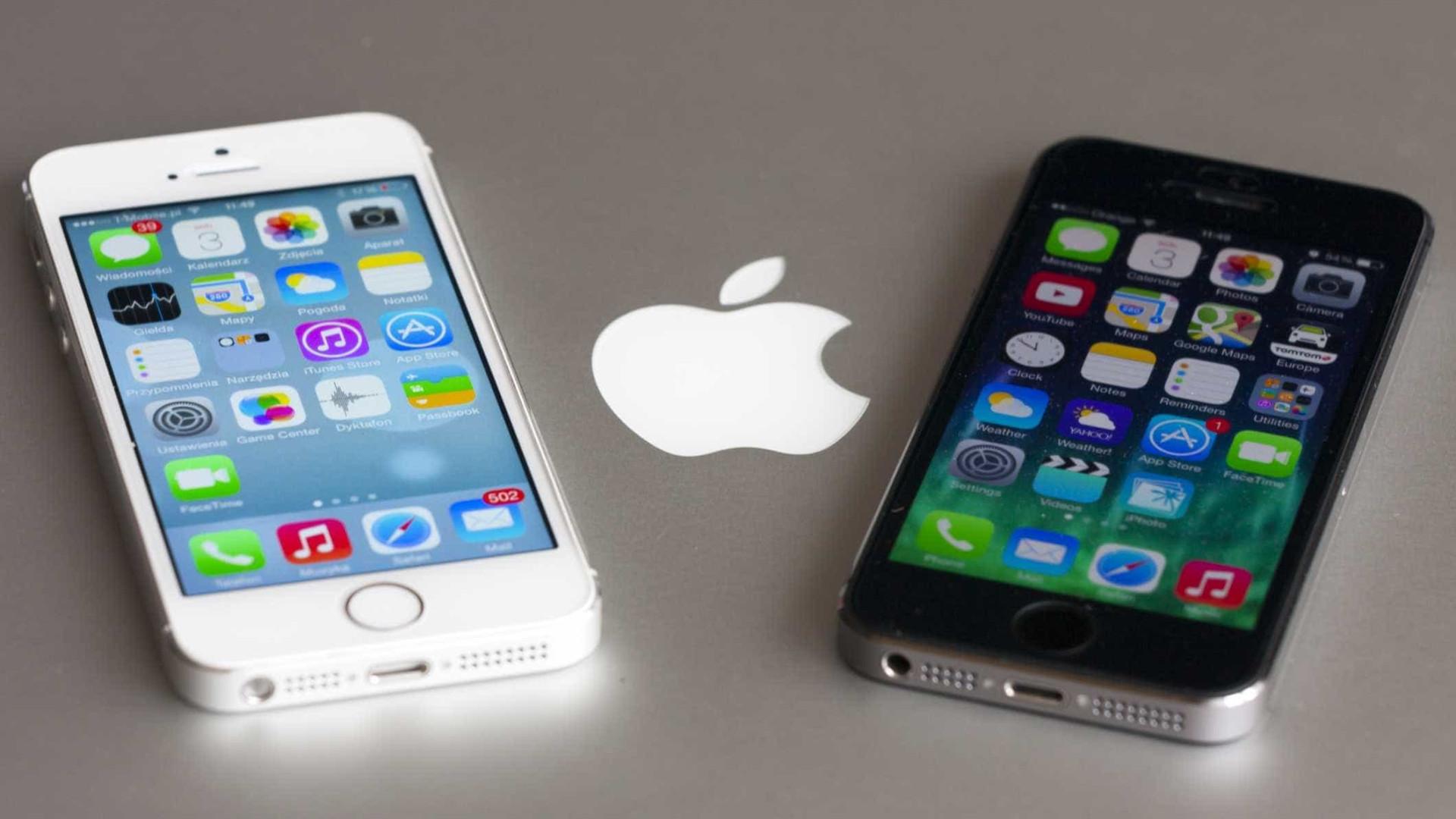 Última atualização do iOS está a 'minar' bateria de iPhones