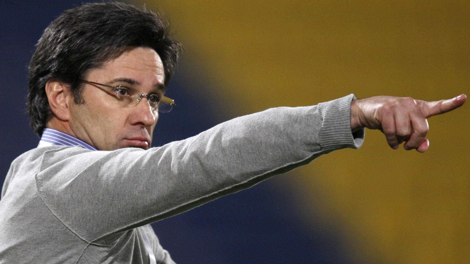 Caio Júnior: Técnico do Chapecoense passou enquanto jogador por Portugal