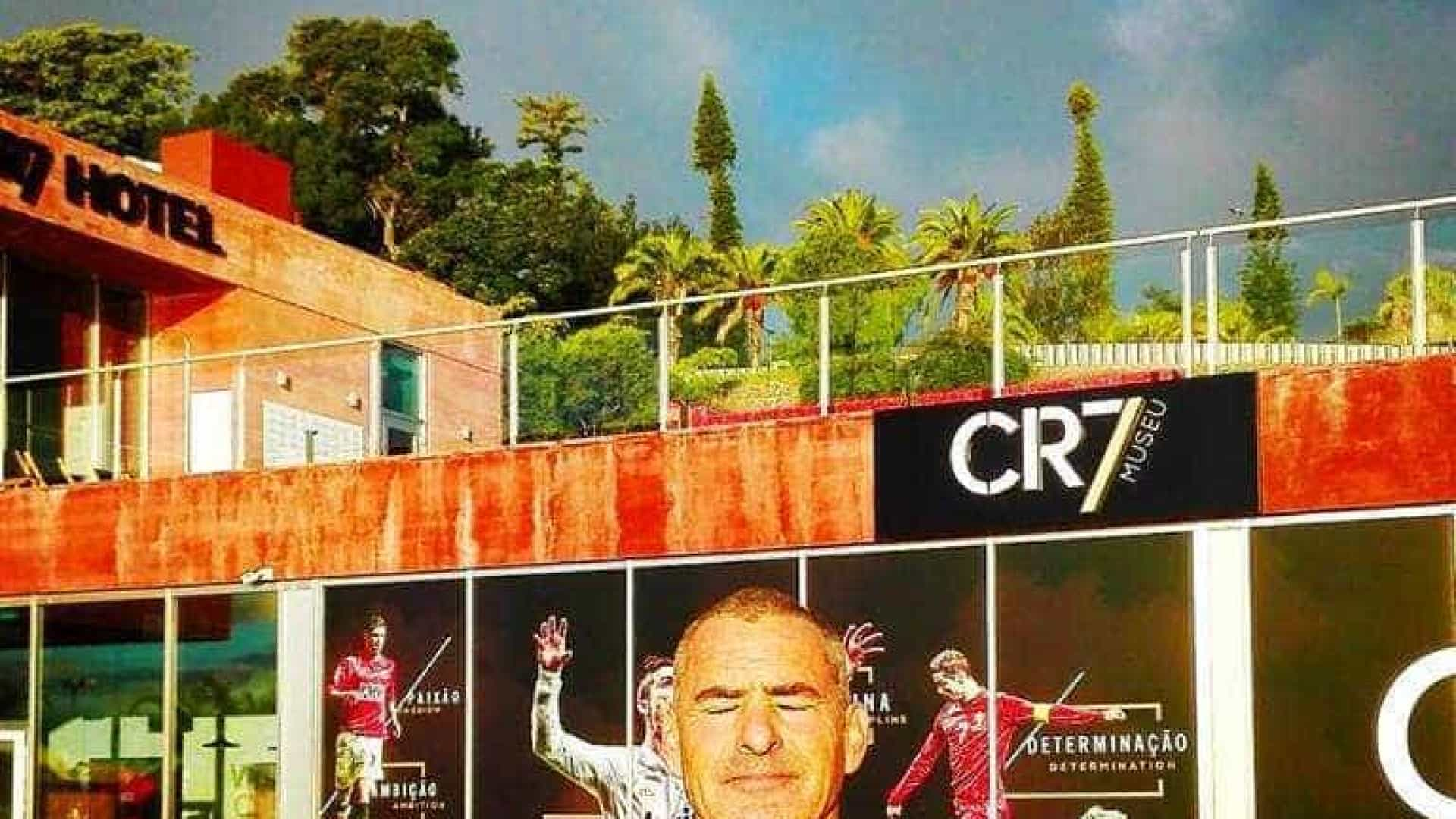 Garrett McNamara 'rendido' aos encantos da Madeira