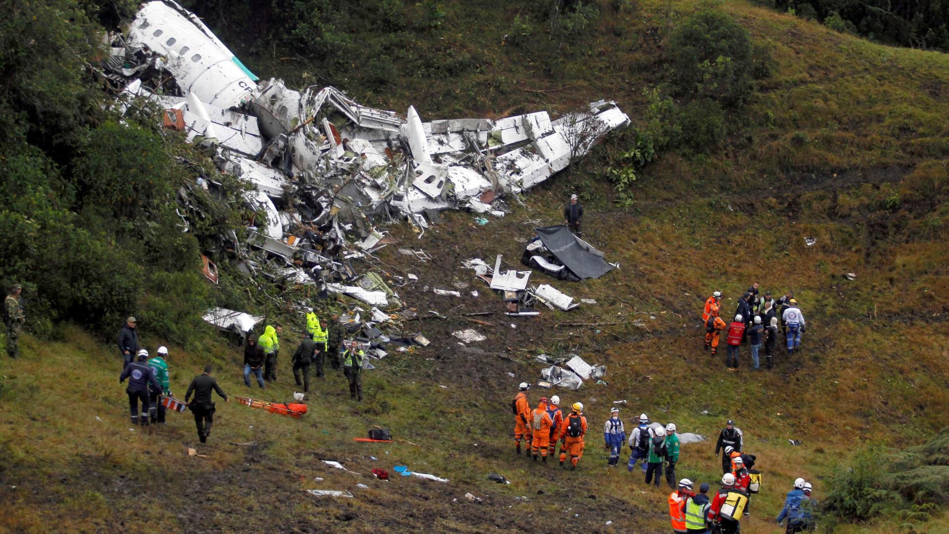 Acidente aéreo que vitimou Chapecoense: Tudo o que se sabe até agora