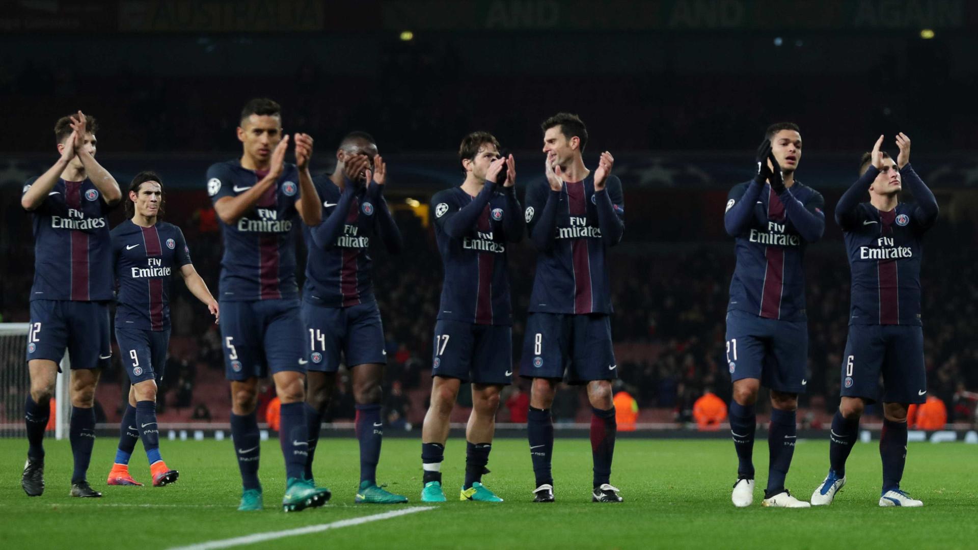 Paris Saint-Germain vai doar 11 milhões de euros ao Chapecoense