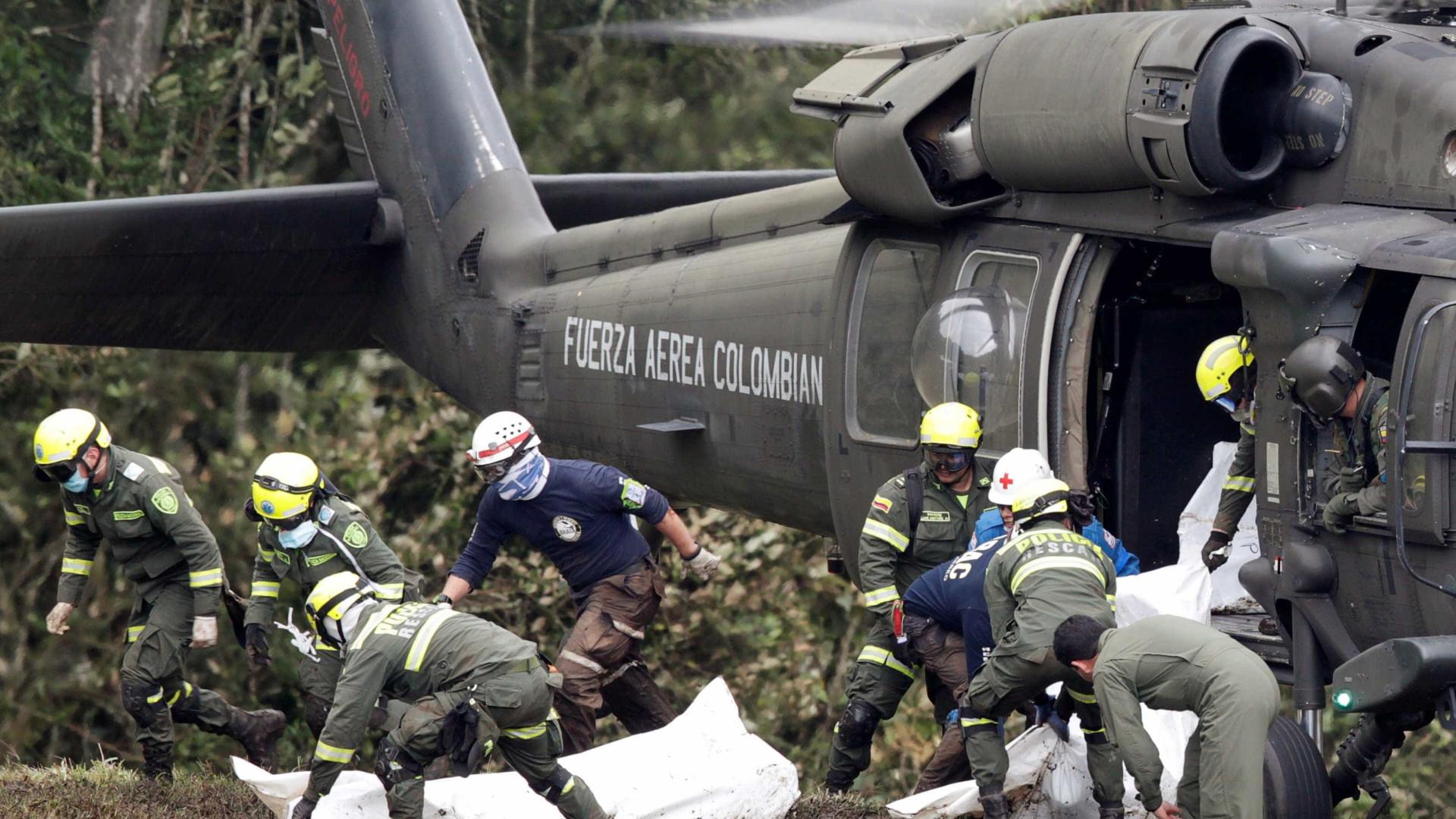 Colômbia: Funcionária alertou que combustível no avião era insuficiente