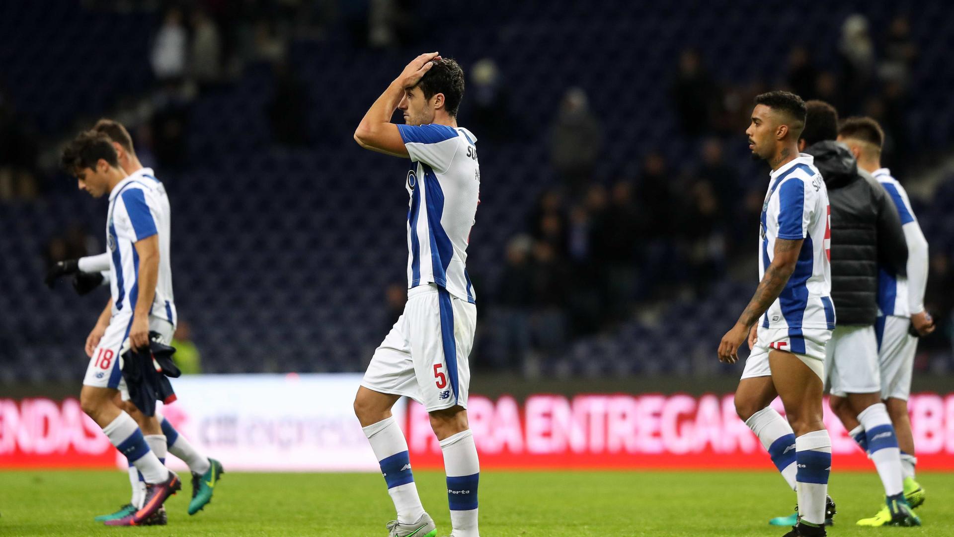 """""""O FC Porto está em quarto lugar e isso não é condizente com a história"""""""