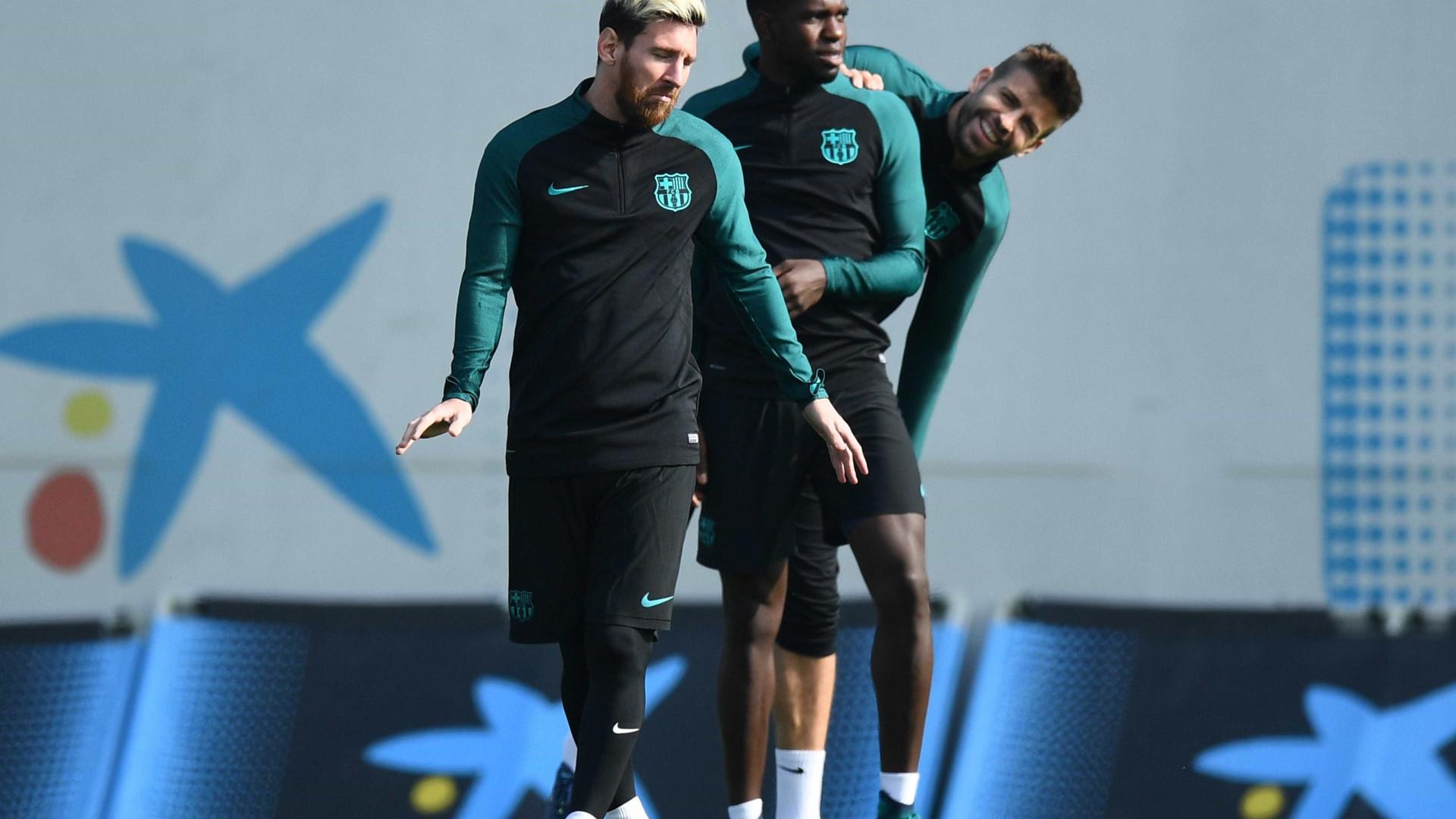 Umtiti pede salário milionário para acertar novo contrato com o Barça
