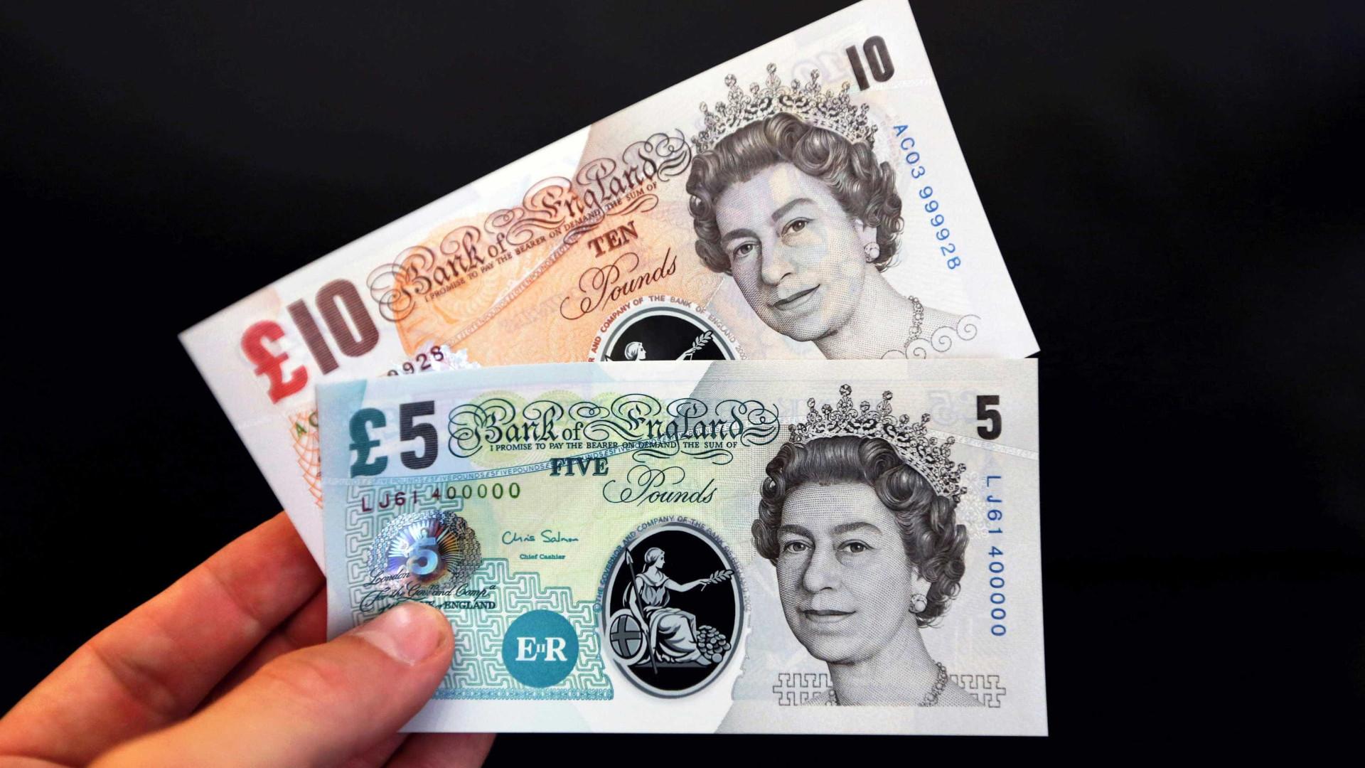 Templos hindu no Reino Unido poderão proibir entrada de notas de 5 libras