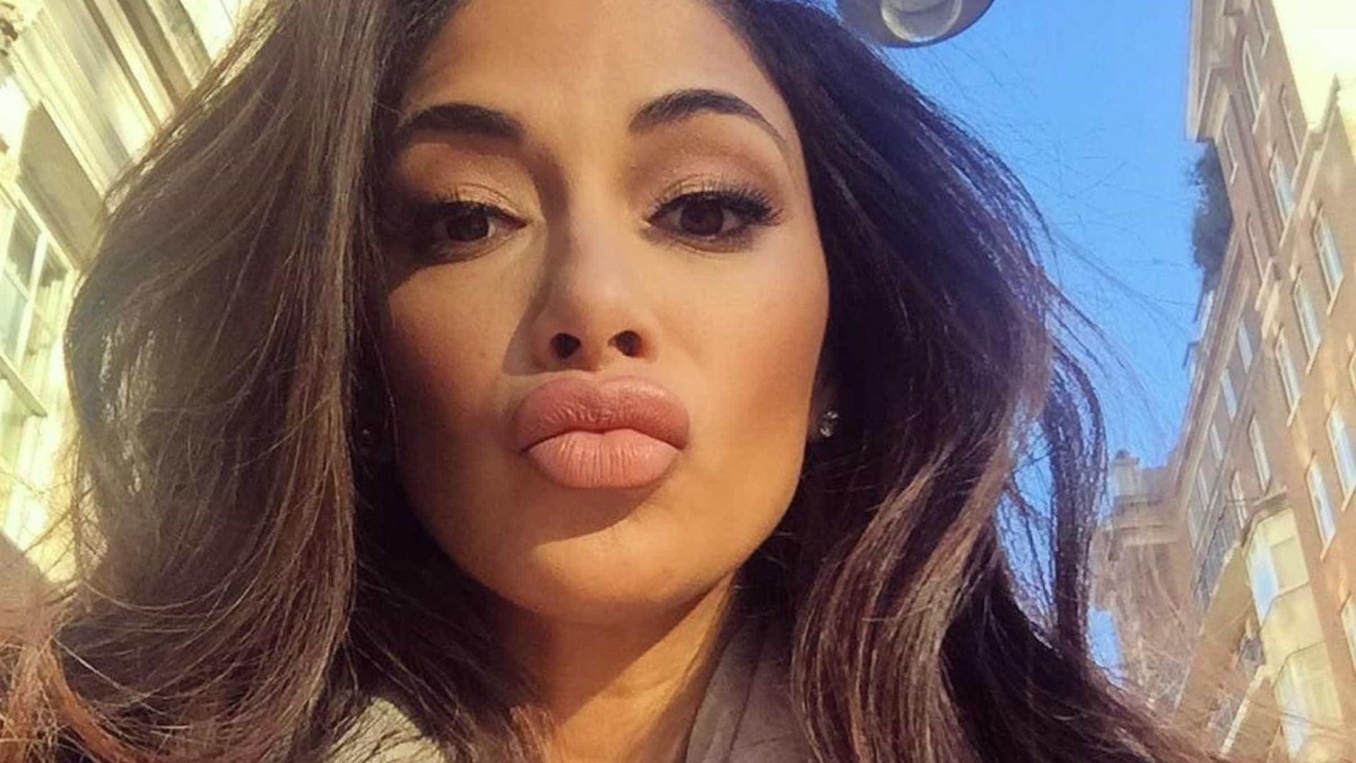 Terá Nicole Scherzinger retocado cirurgicamente os lábios?