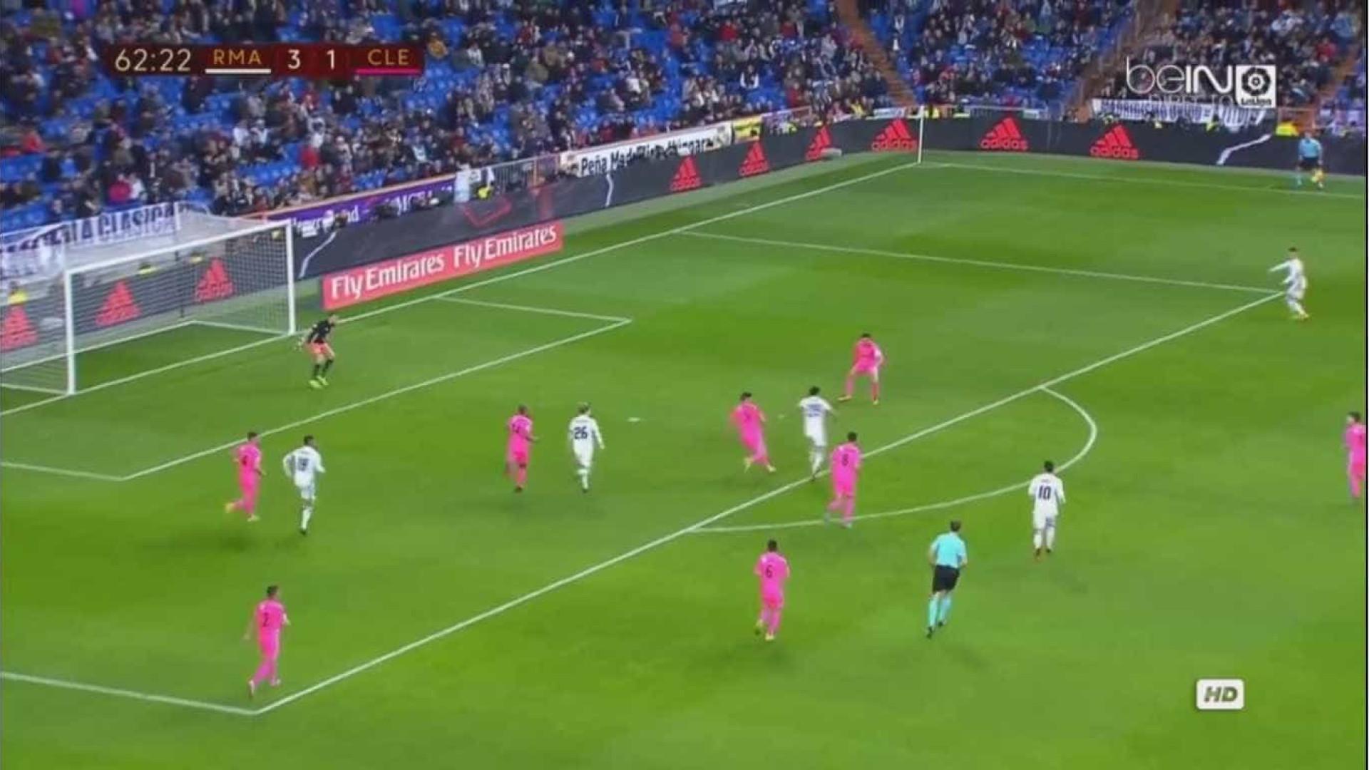 Filho de Zidane estreia-se a marcar pelo Real Madrid