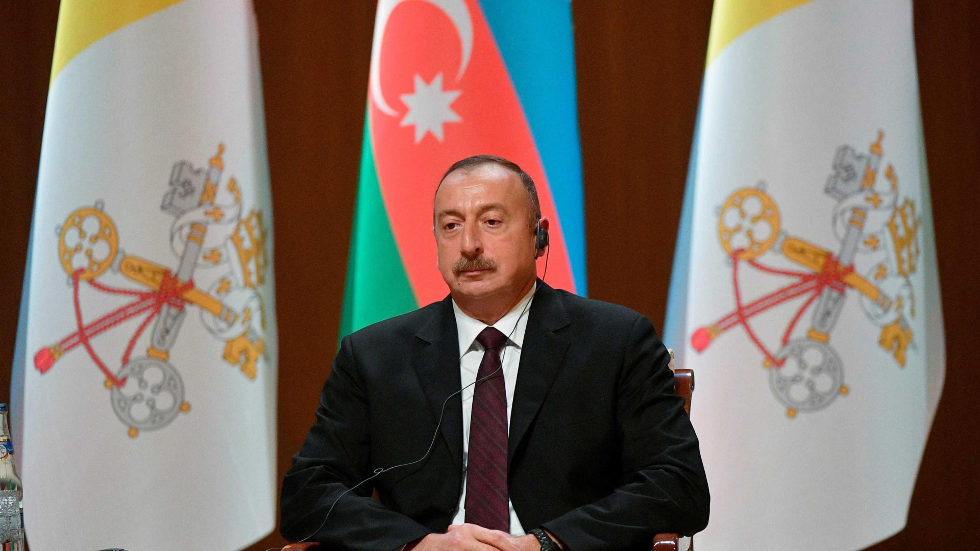 Difamar presidente do Azerbeijão online vira crime
