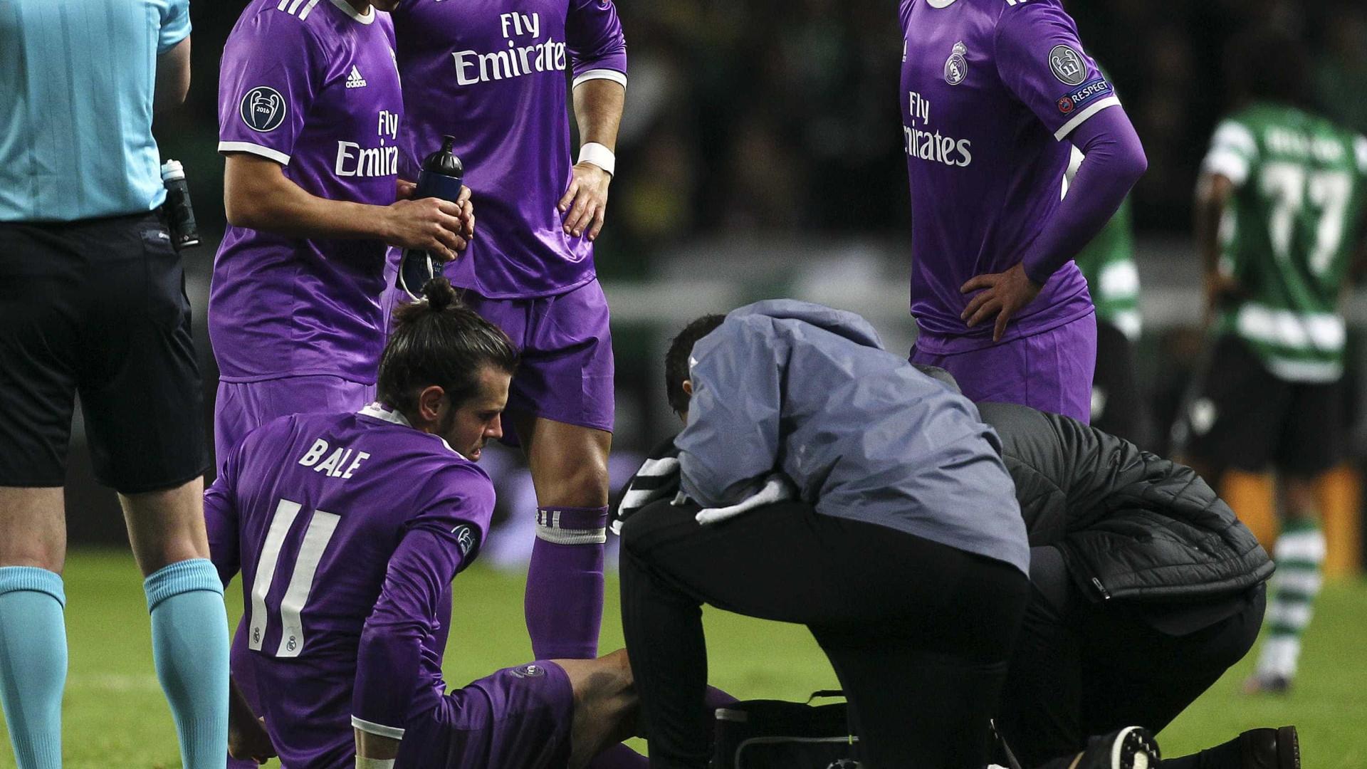 Lesão de Bale é mais grave do que se esperava