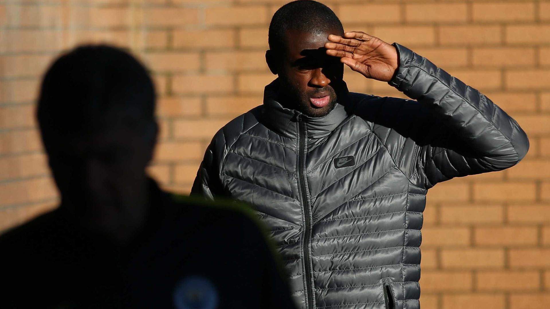 """""""Yaya Touré? Se tivéssemos dinheiro para o ir buscar..."""""""