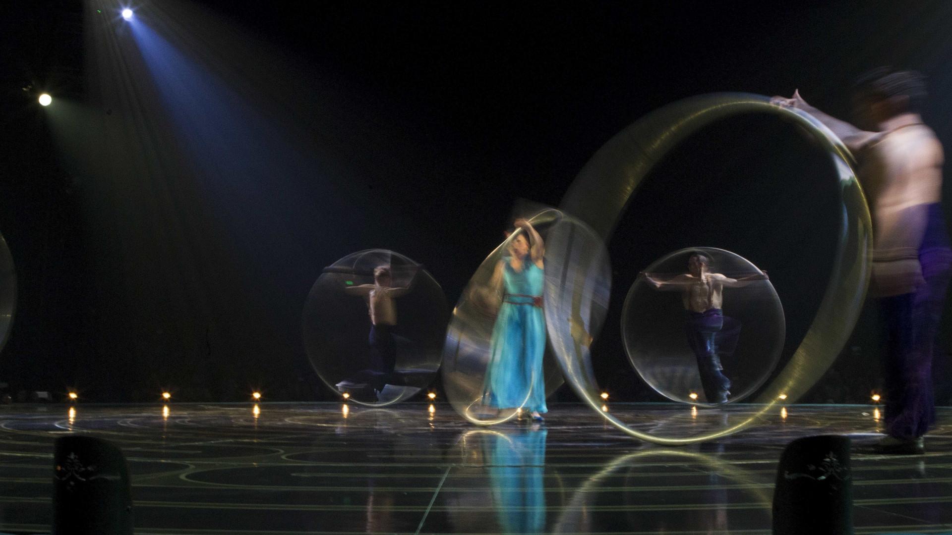 Técnico do Cirque du Soleil que morreu é filho de fundador do circo