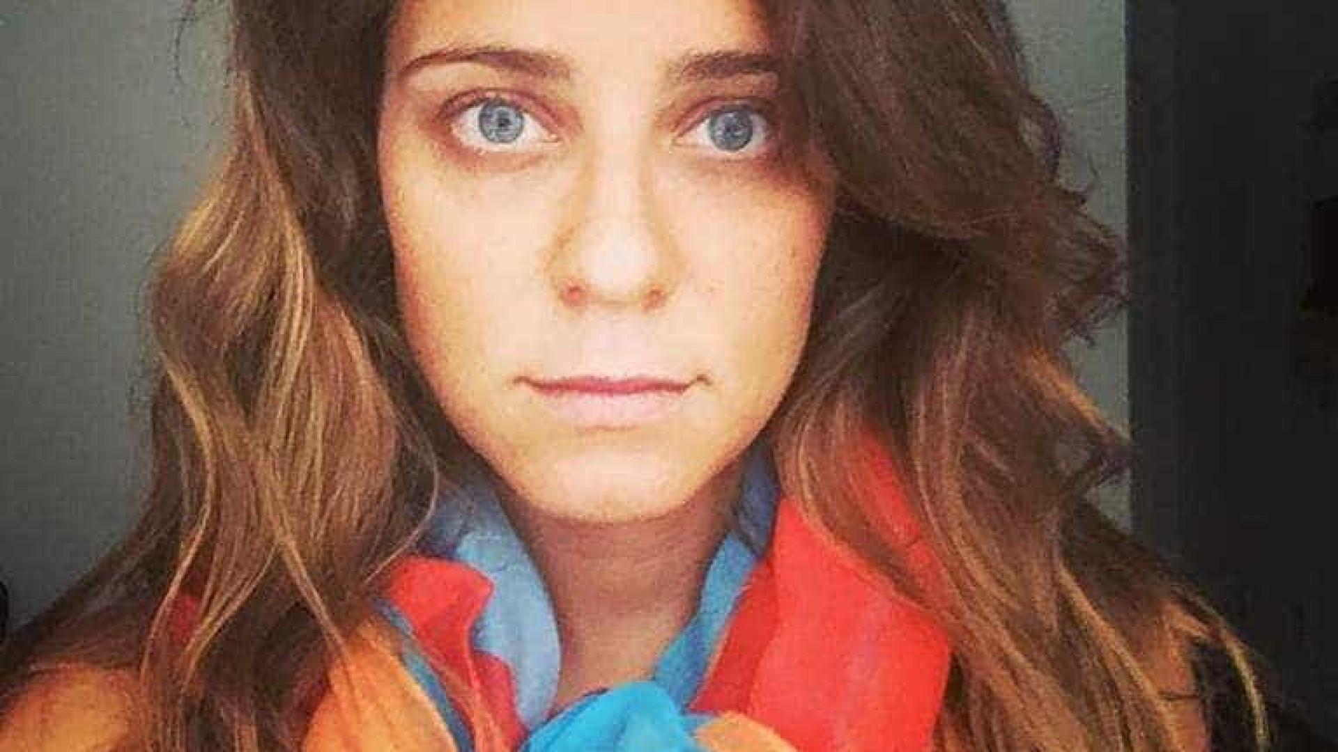 Joana Solnado sem maquilhagem e com saudades da filha
