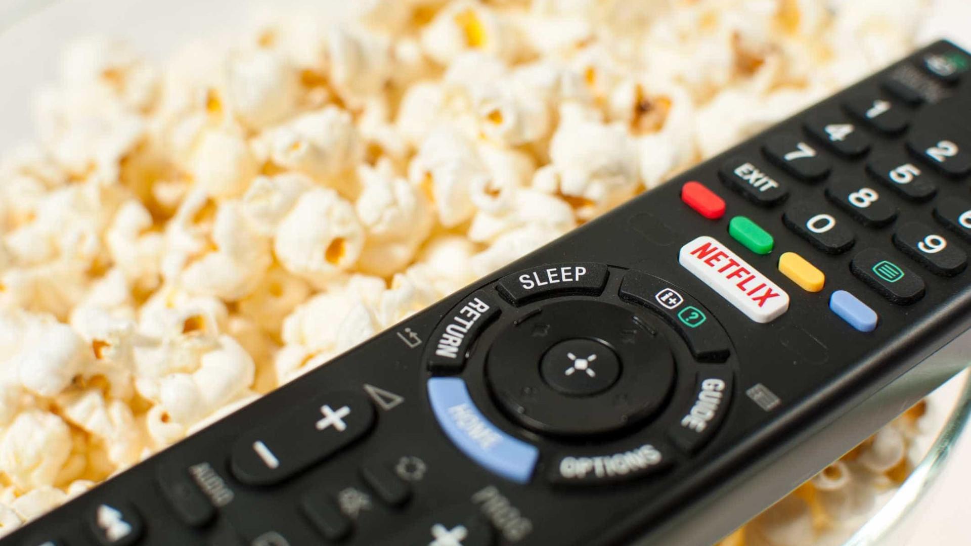 Netflix tem cada vez mais subscritores