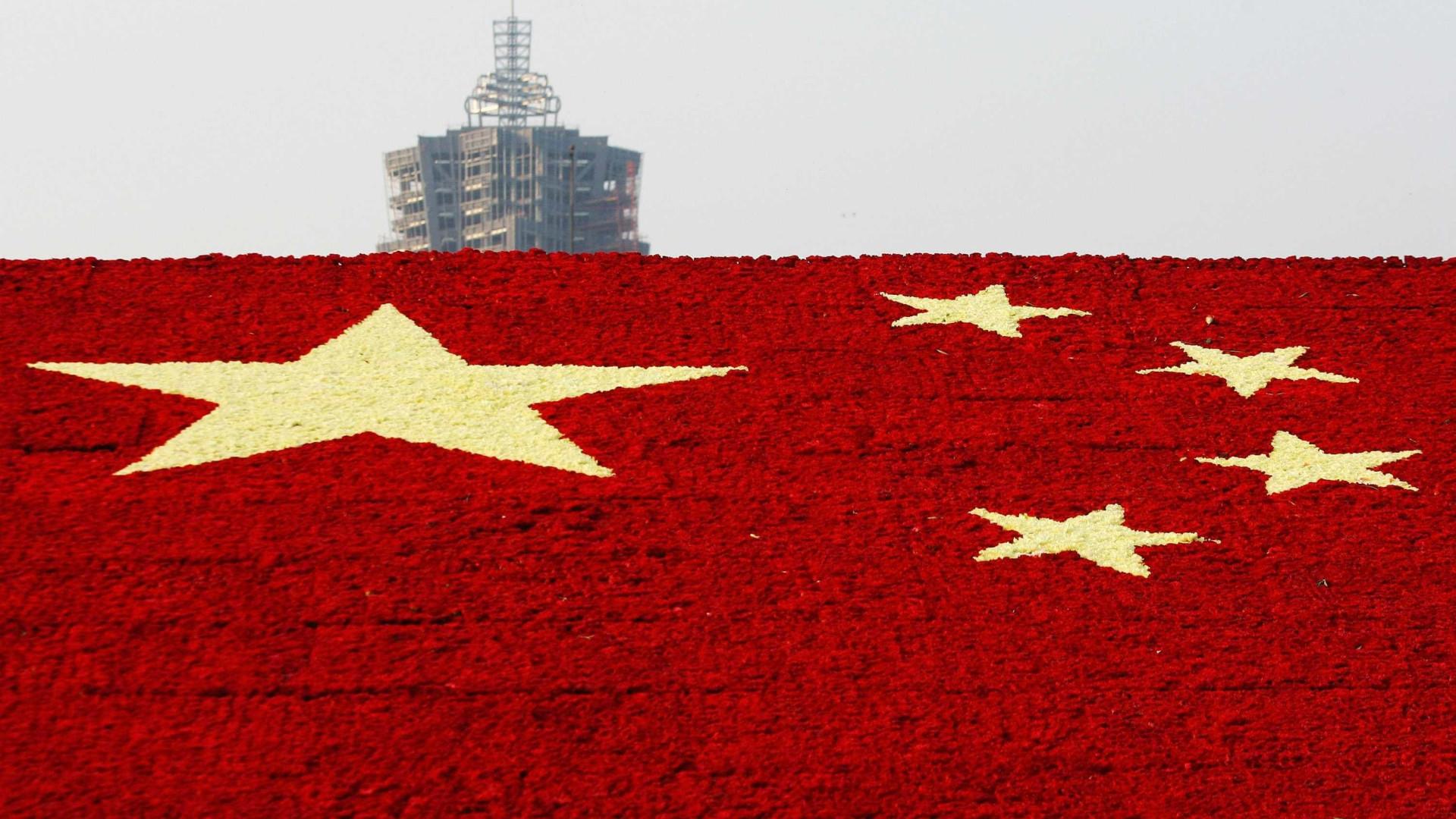 Crescimento económico da China estável nos 6,8% no primeiro trimestre