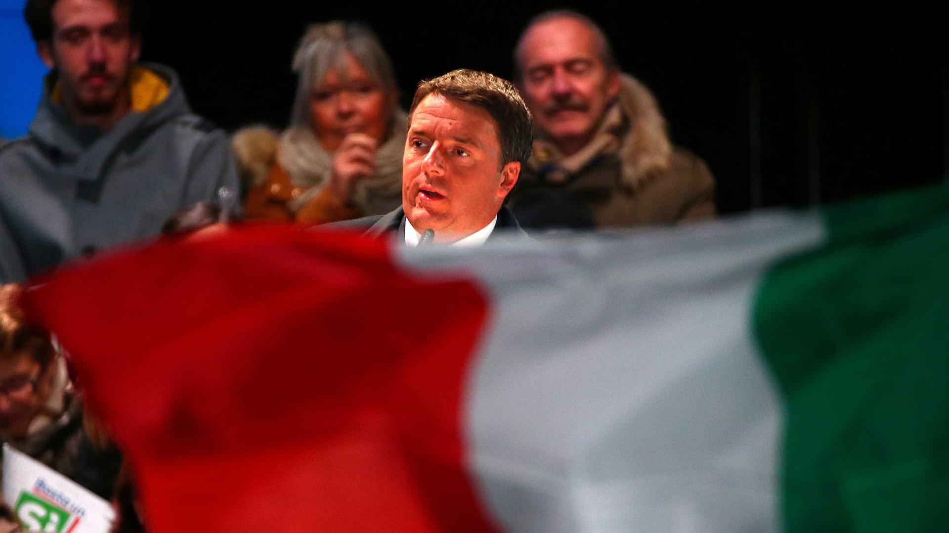 Matteo Renzi deixa liderança do Partido Democrático após derrota na eleição italiana