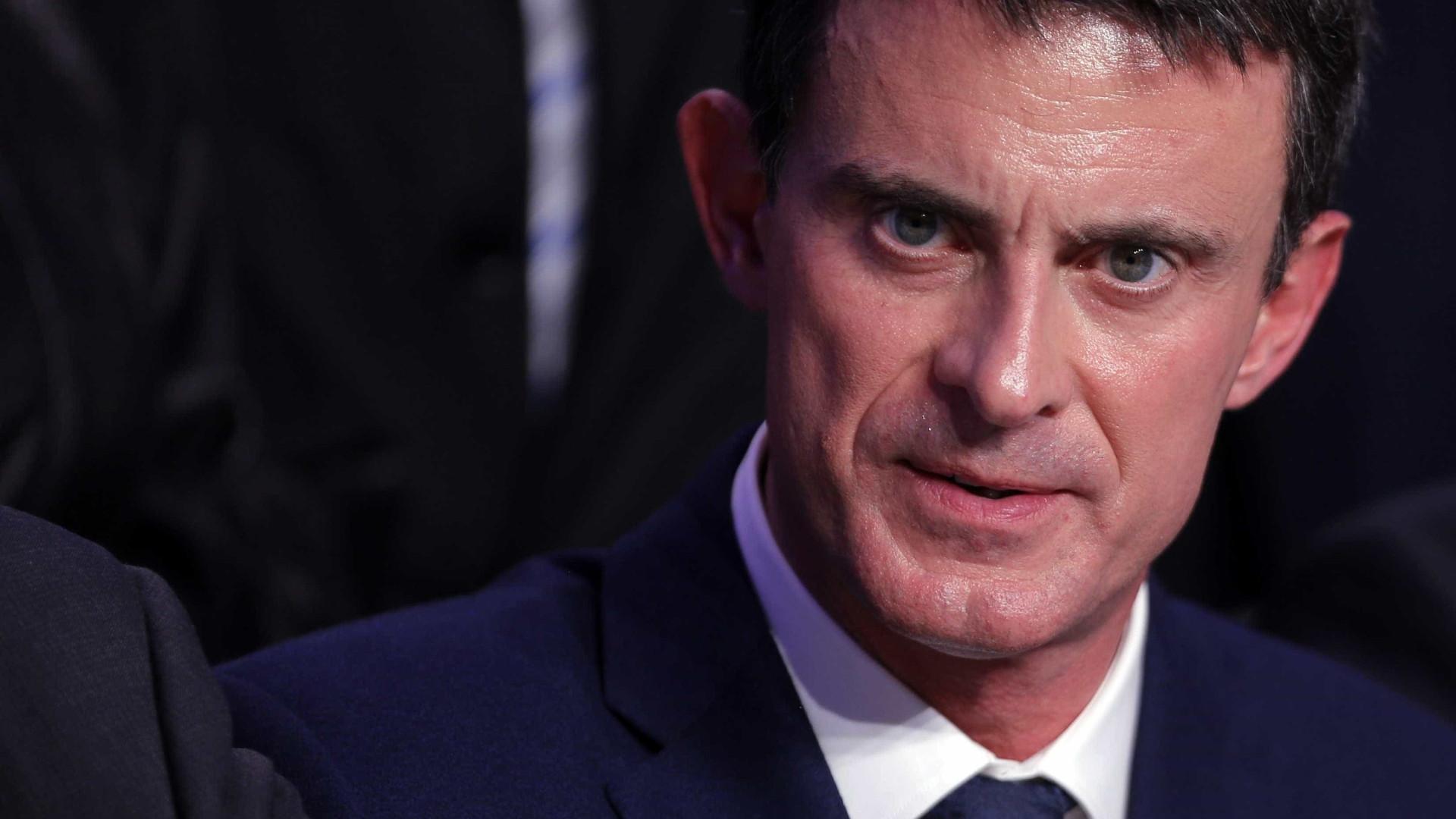 "Candidatura de Valls já tem nome: ""Barcelona capital europeia"""