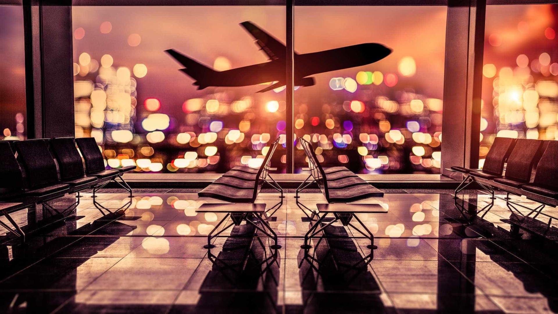 Passageiros aéreos sobem 9,7% na UE. Portugal com 6.º maior aumento