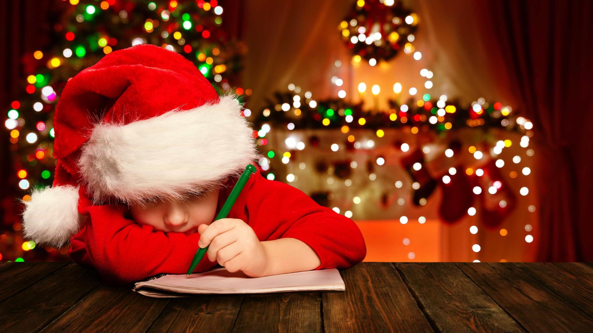 Recebeu carta para o Pai Natal e ficou devastado com pedido de criança