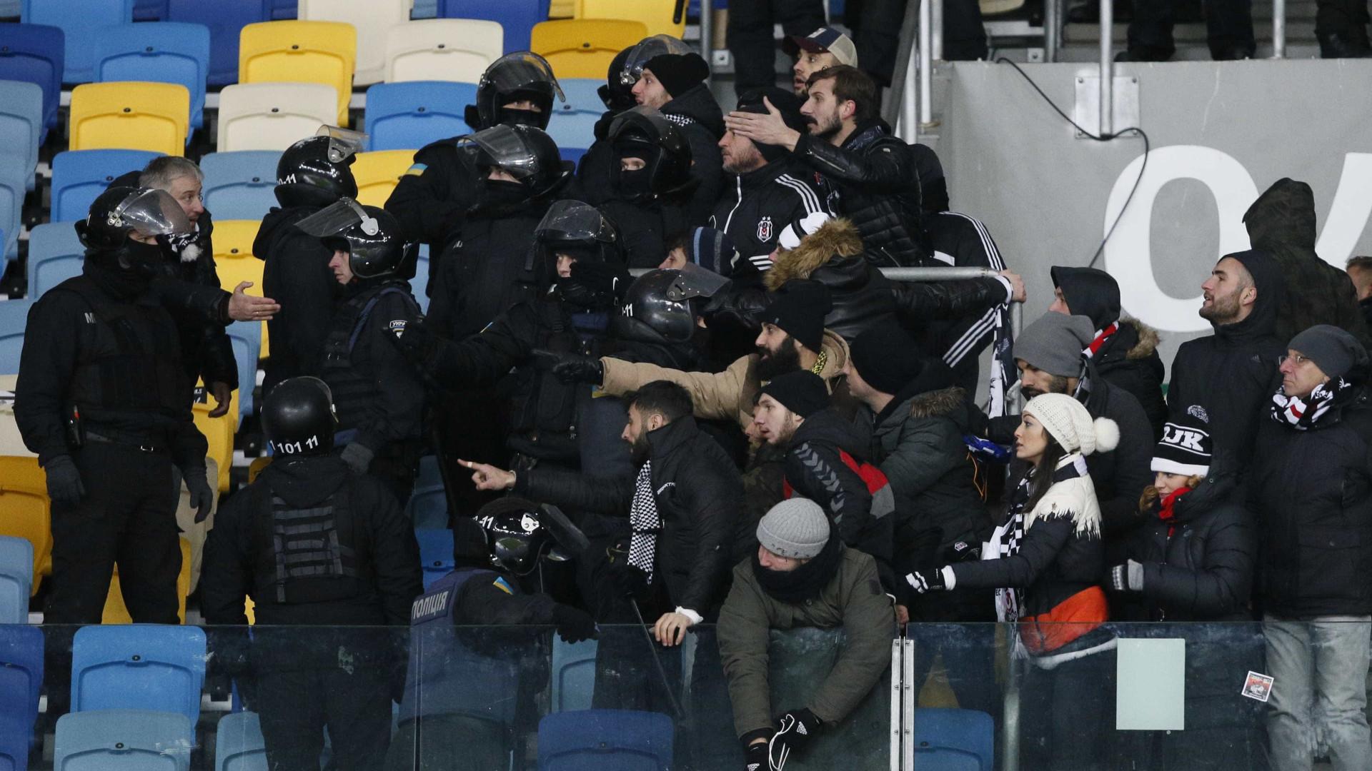 LC: FC Porto prepara receção ao Besiktas na máxima força