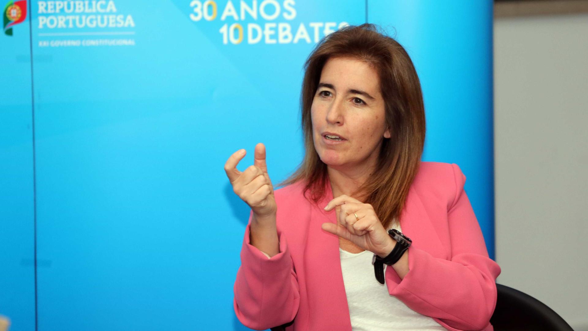 """Secretária de Estado do Turismo quer """"estabilizar"""" impostos no setor"""