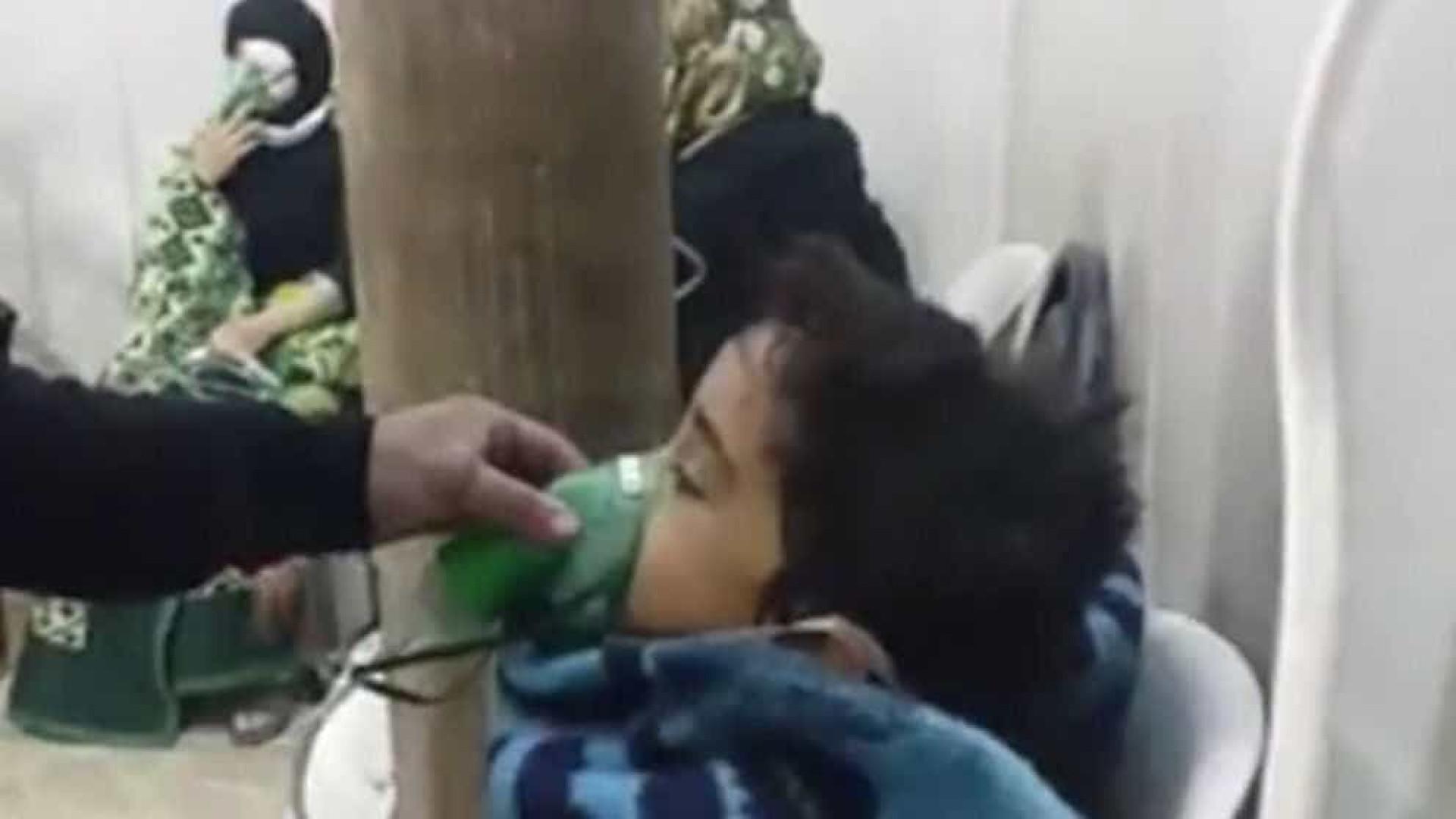 ONU acusa regime de Assad de ataque químico que matou 81 pessoas