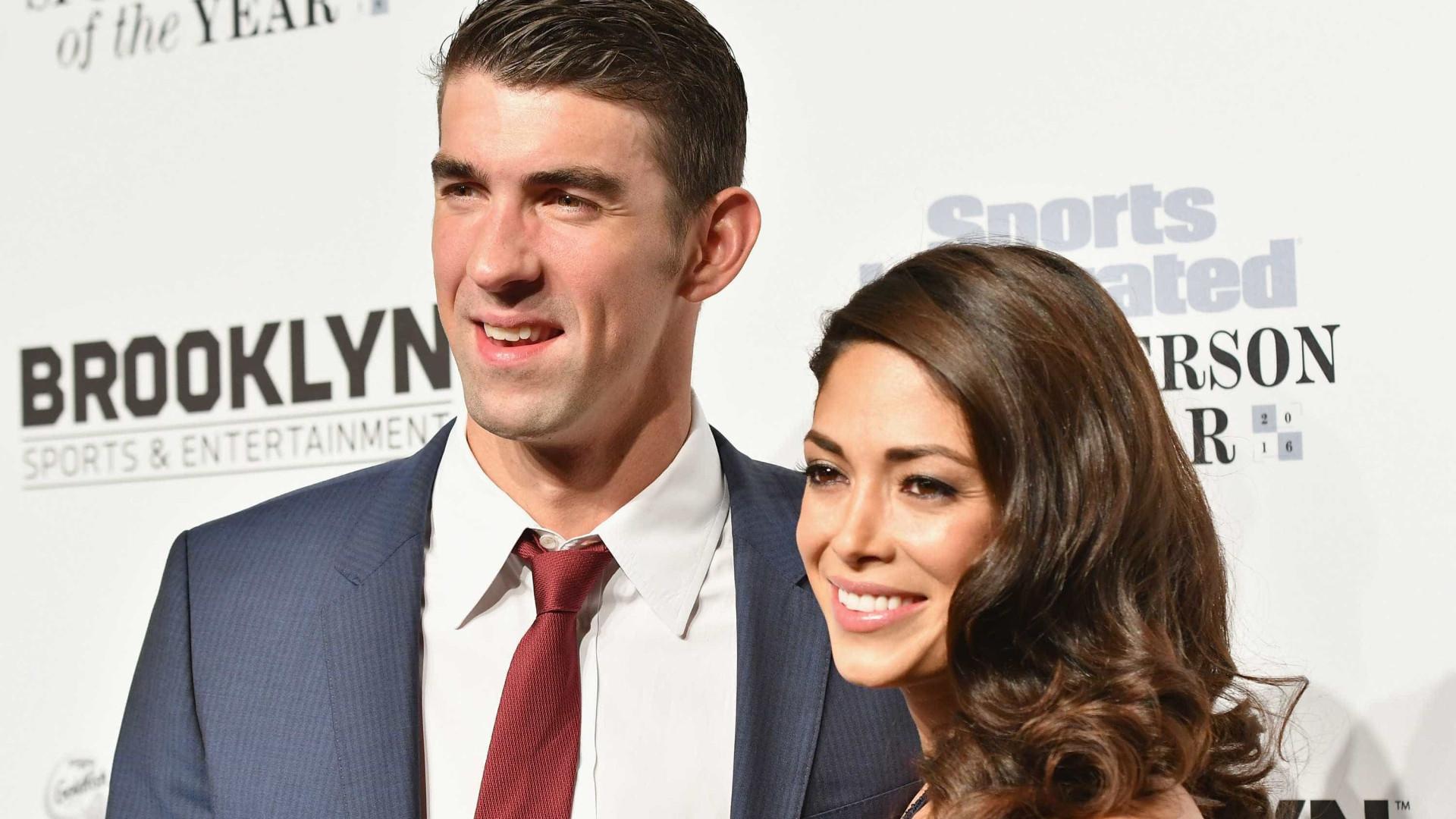 Michael Phelps partilha imagem ternurenta com o filho