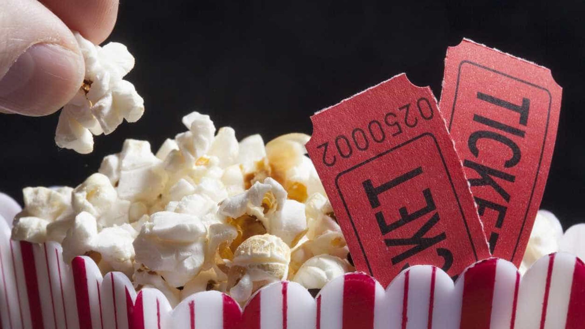 Receitas de bilheteira nos cinemas dos EUA atingem recorde