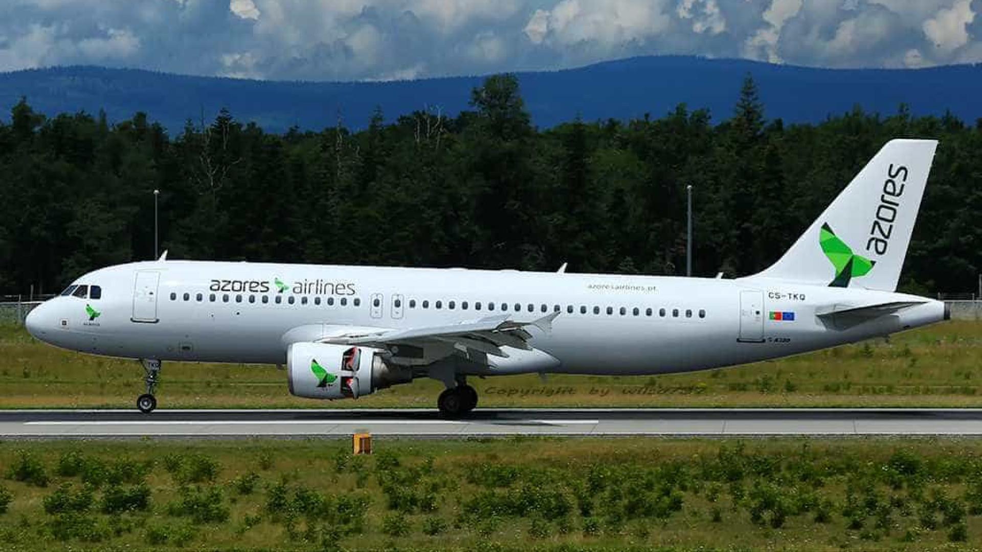 Partidos da oposição criticam processo de privatização da Azores Airlines