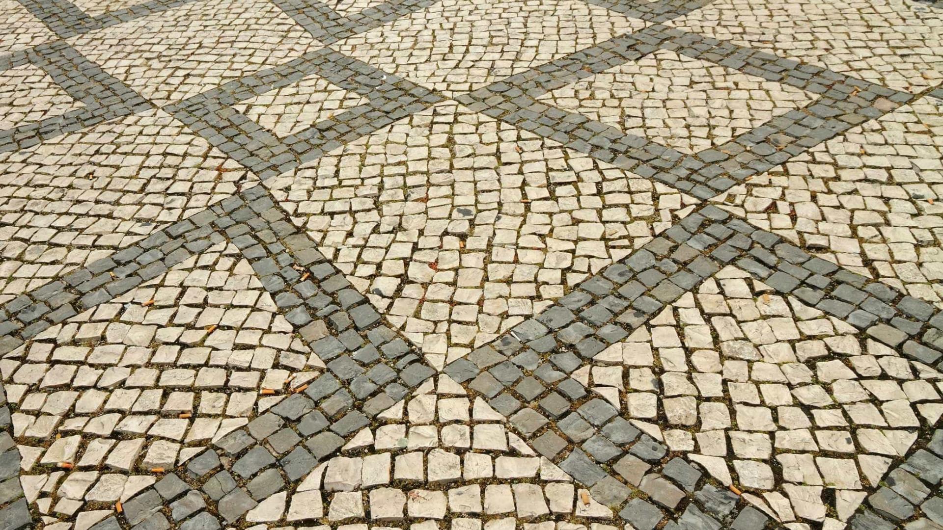 PEV apoia candidatura da calçada portuguesa a Património da Humanidade