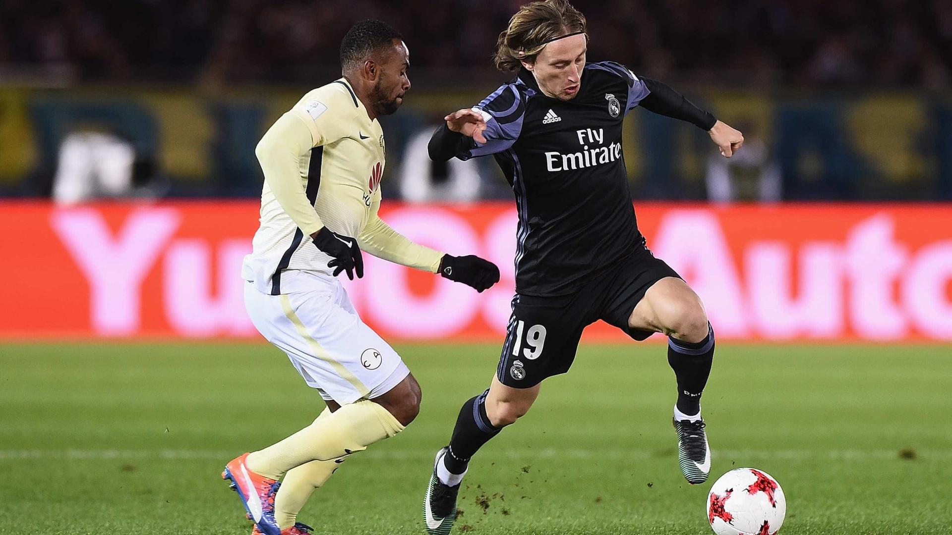 """""""Inter? Mais cedo ou mais tarde, Modric vai jogar em Itália"""""""