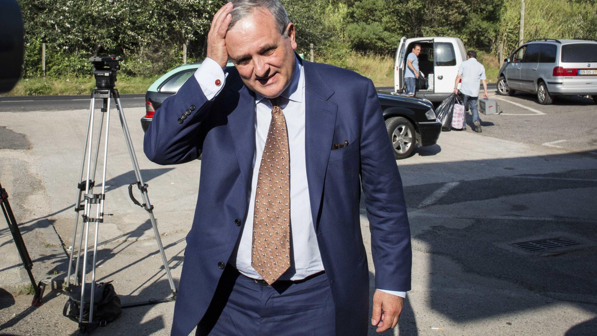 Ex ministro Manuel Pinho constituído arguido no caso das rendas/EDP