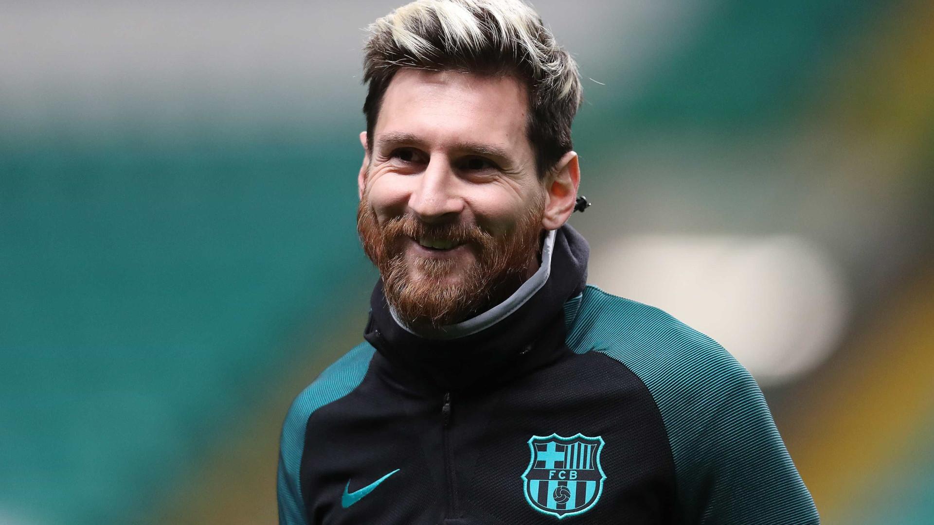 """""""Messi? Estamos perante o melhor jogador da história"""""""