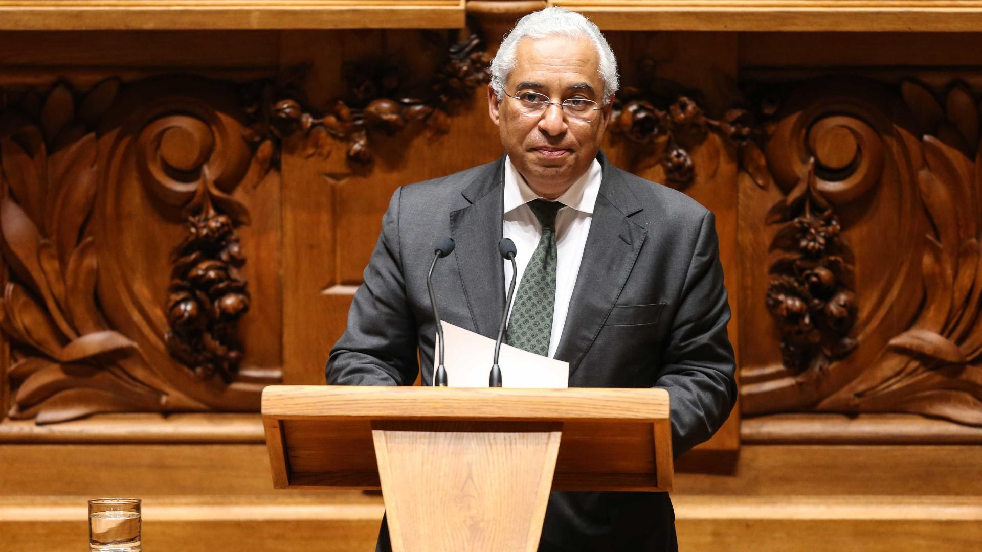 Tondela: Primeiro-ministro está a acompanhar consequências do incêndio