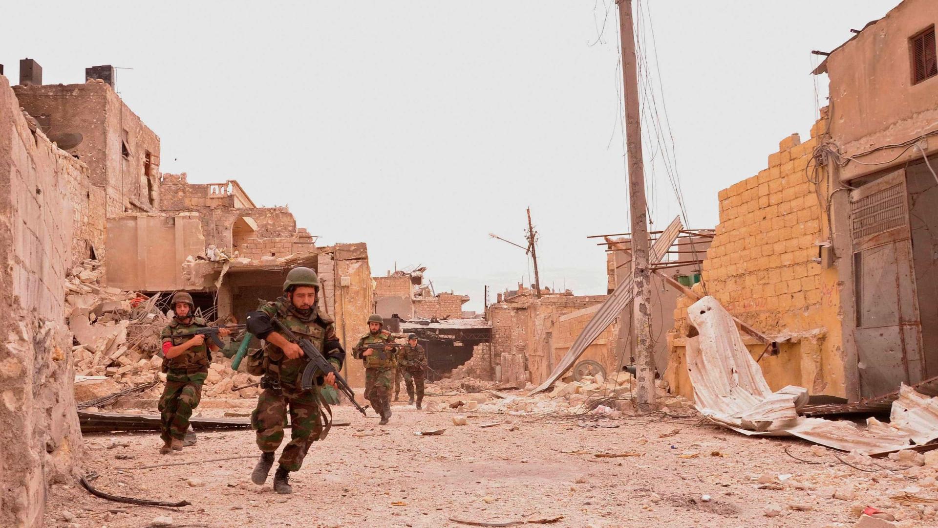 Exército sírio conseguiu controlar por completo cidade de Al Sujna