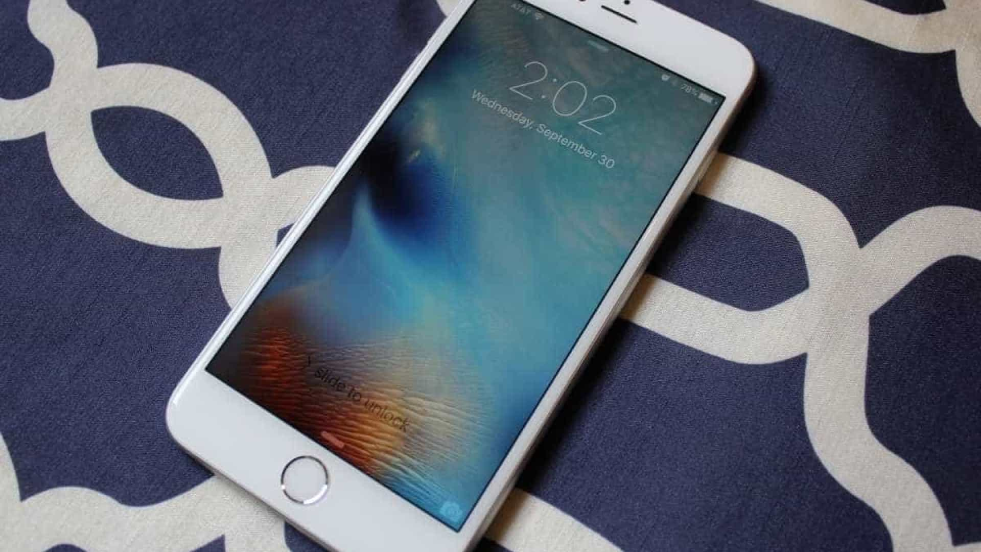Desconto na bateria deve valer para todos os iPhone 6 ou posteriores