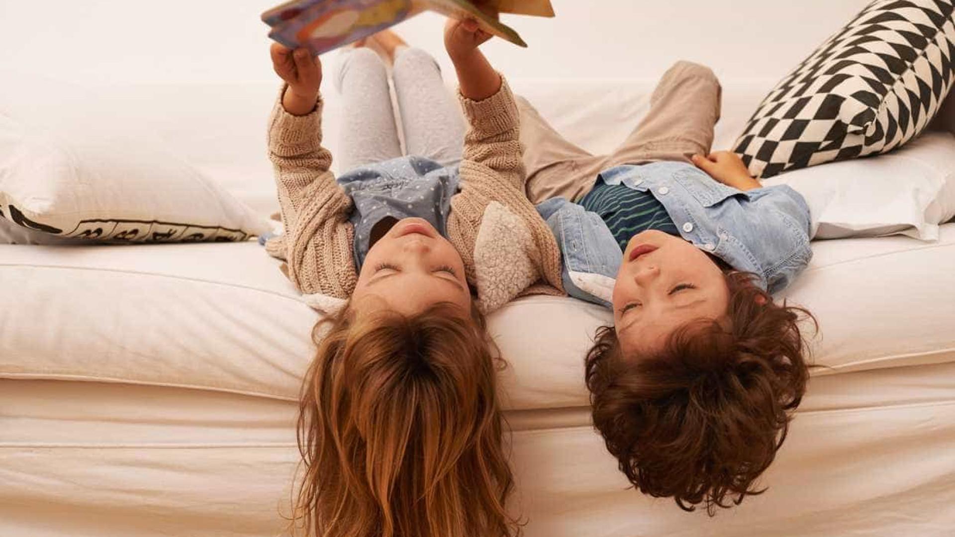 Quer oferecer um livro aos mais pequenos? Eis algumas sugestões