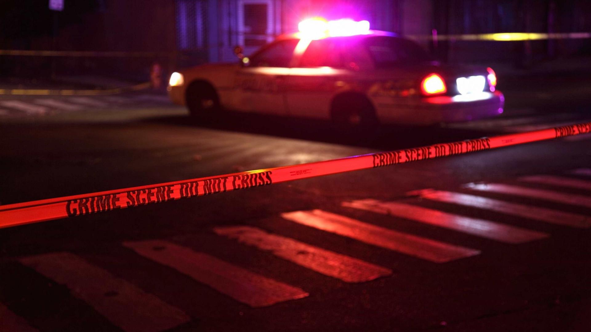 Detido após horas barricado no dia de Natal. Matou mulher e duas crianças