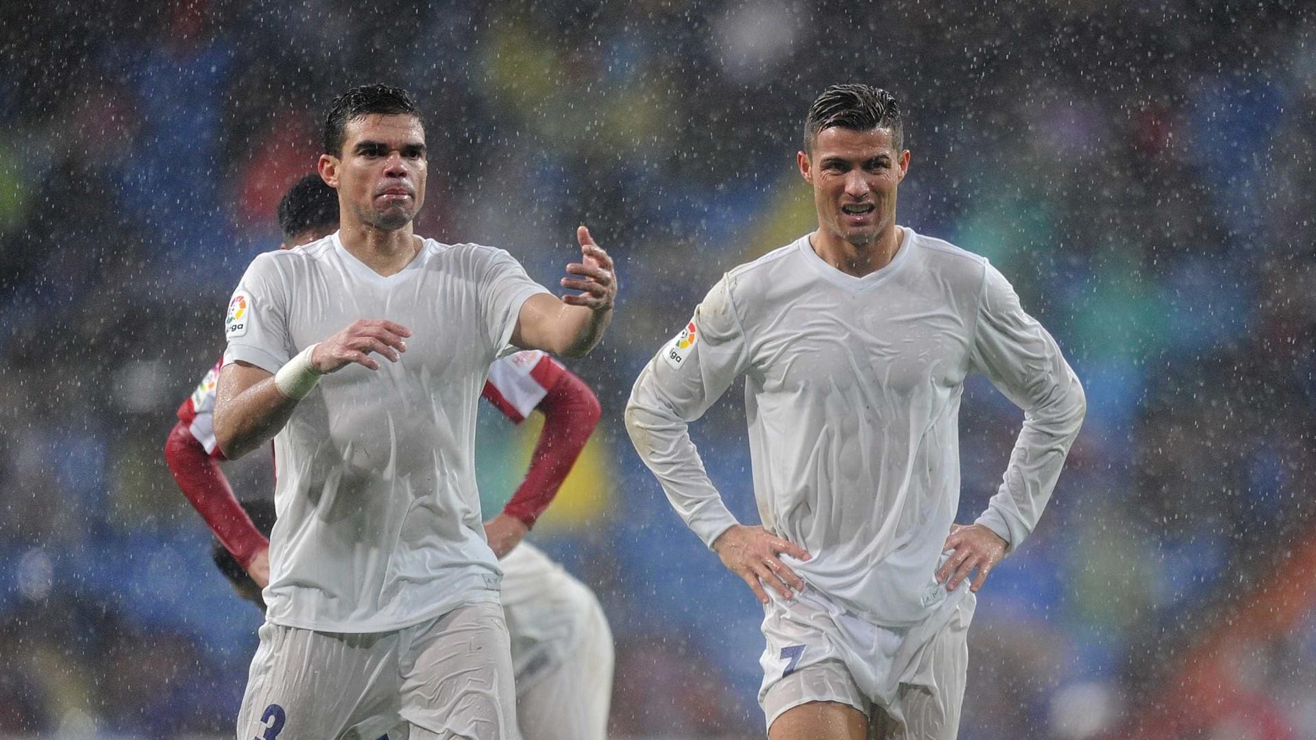 Em Espanha dizem que Pepe quer levar Ronaldo para o PSG
