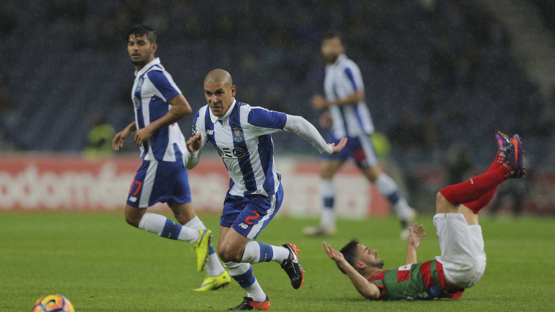 Maxi renovou com o FC Porto e já reagiu nas redes sociais