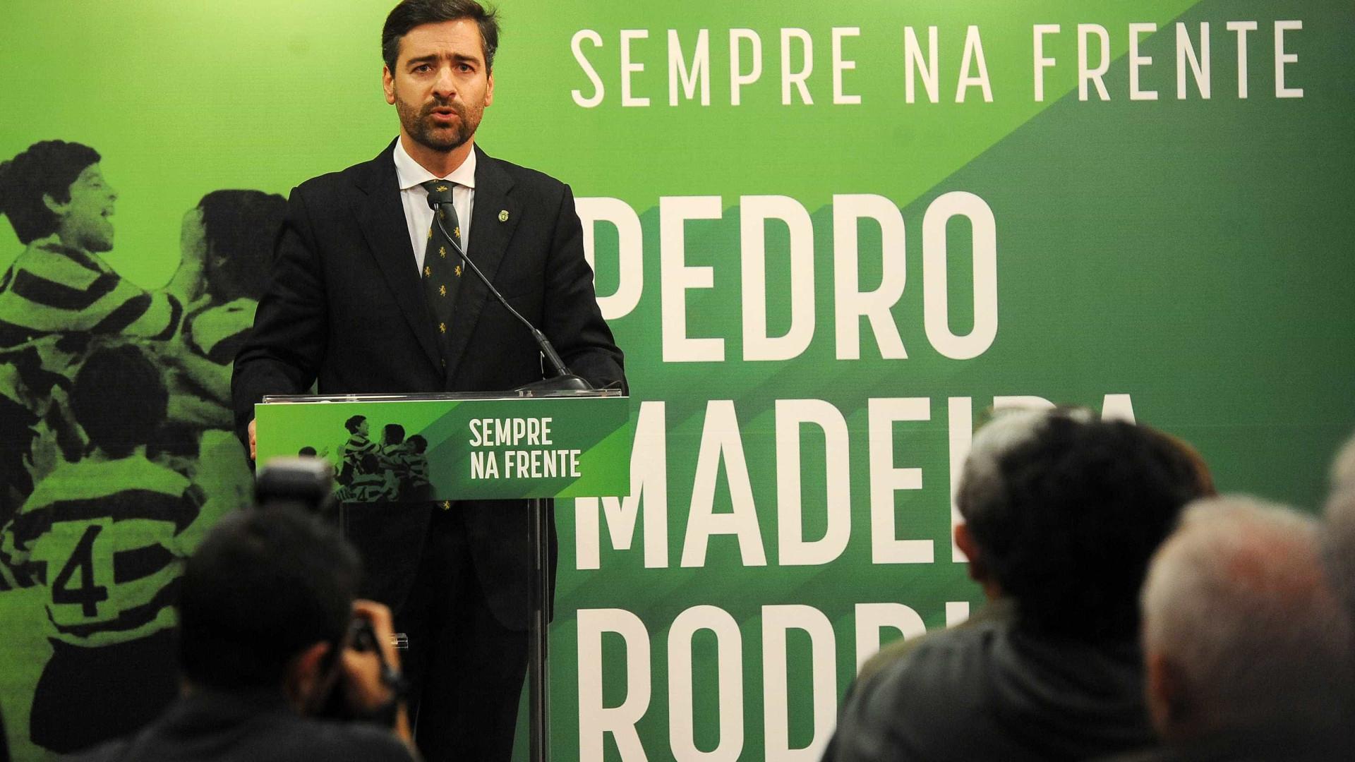 """""""Sei que vou ser presidente do Sporting"""""""