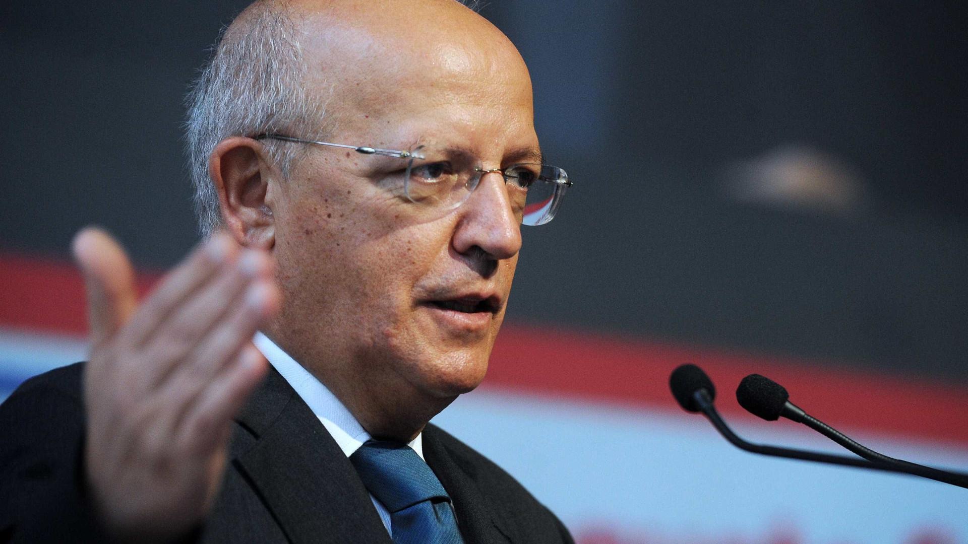"""Portugal vai """"certamente"""" recorrer ao Fundo de Solidariedade da UE"""