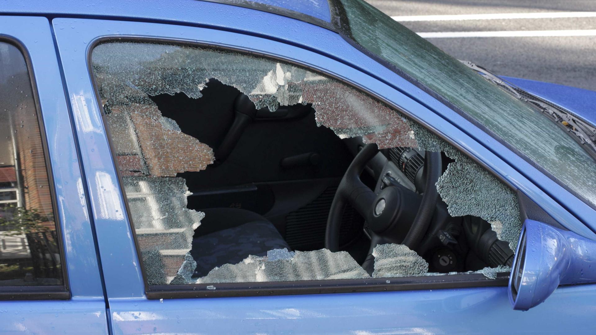 PSP apanha ladrões de carros em flagrante delito