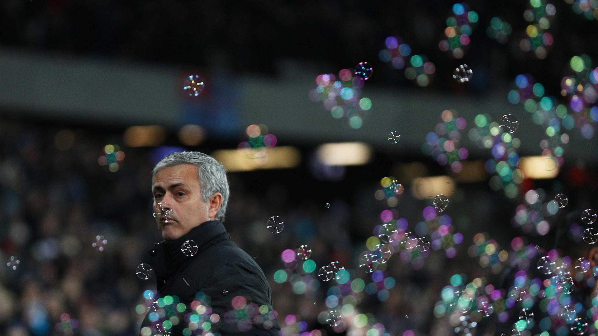 Lukaku e Harry Kane, a dupla com que Mourinho quer dominar a Europa