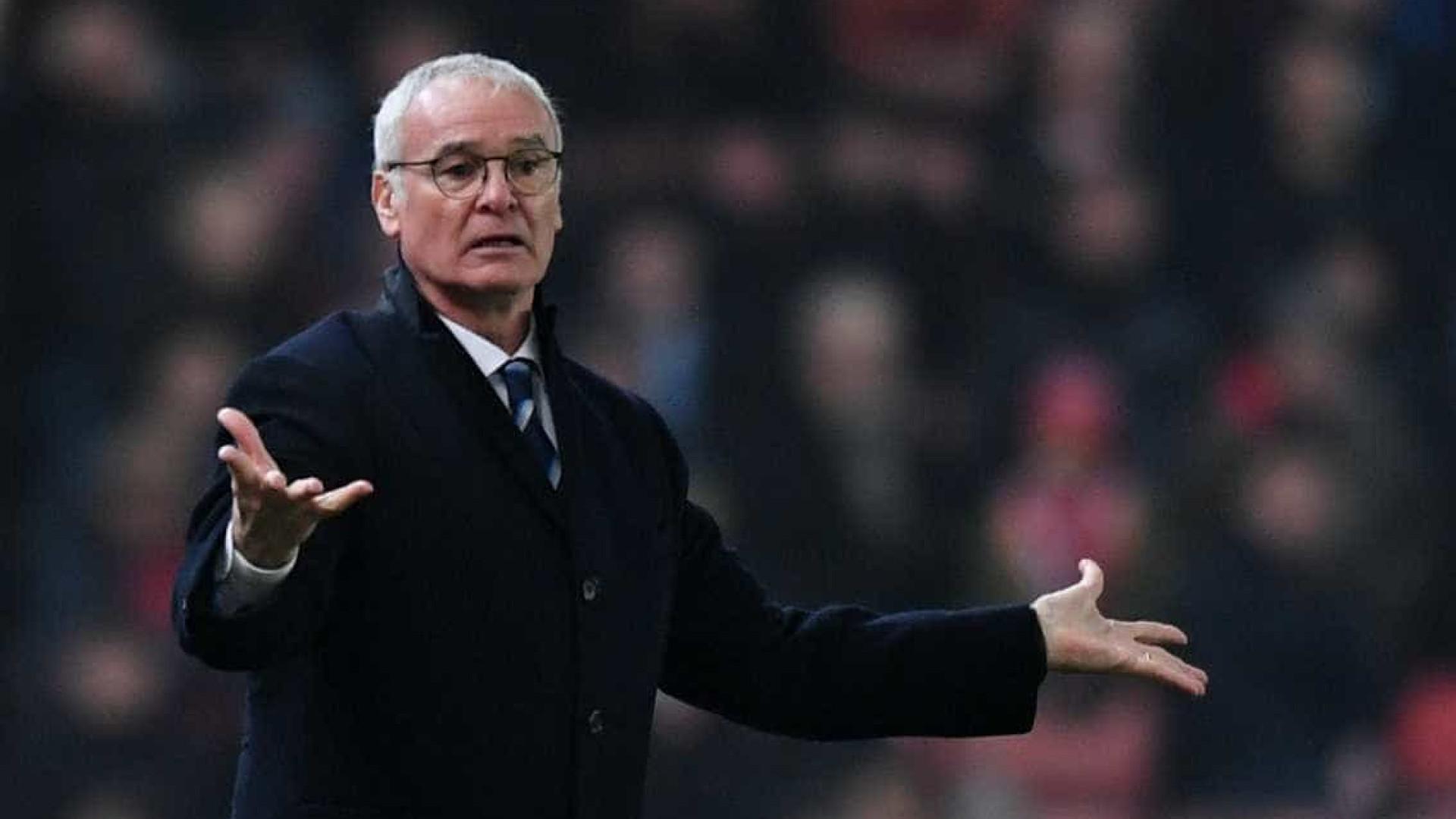 Nantes anuncia rescisão com Claudio Ranieri